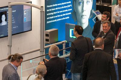 美国华盛顿国际识别、支付、智能卡展览会_现场照片