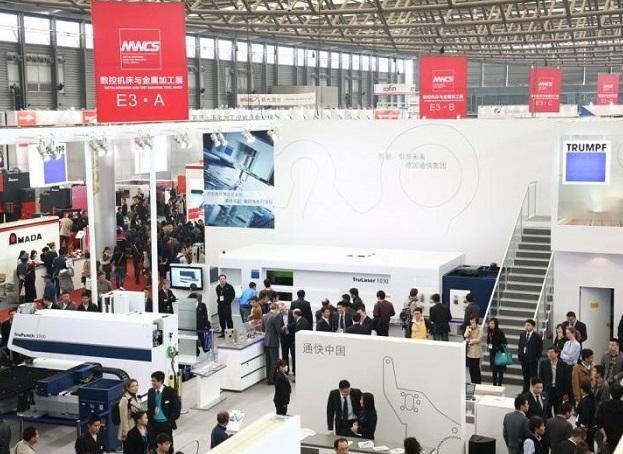 中国(上海)国际数控机床与金属加工展览会_现场照片