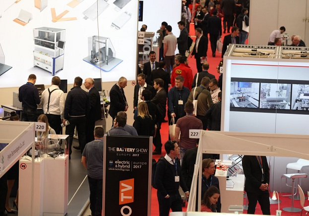 德国斯图加特国际新型电池、电动车科技及储备电源展览会