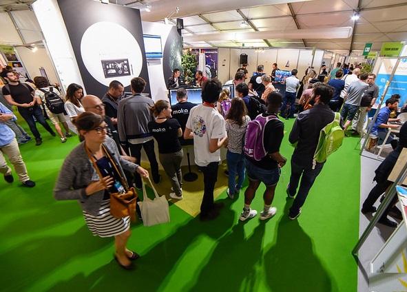 法国里昂国际动画电影节展览会