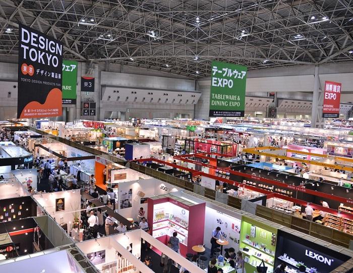日本东京国际春季杂货及超市百货展览会_现场照片