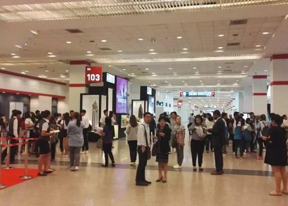 泰国曼谷国际纺织品机械设备展览会
