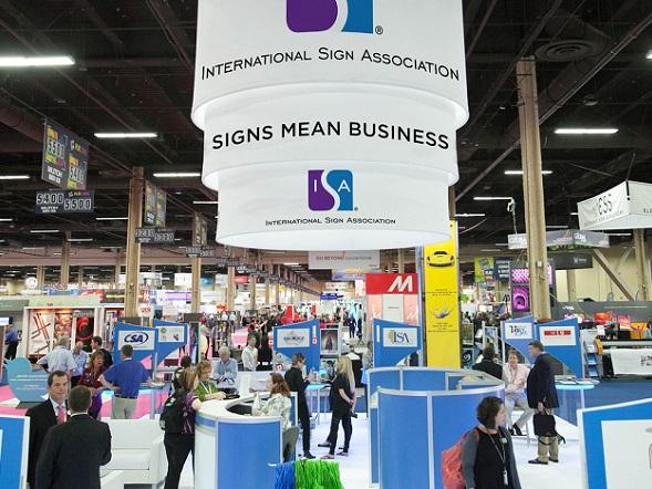 美国拉斯维加斯国际广告标识展览会