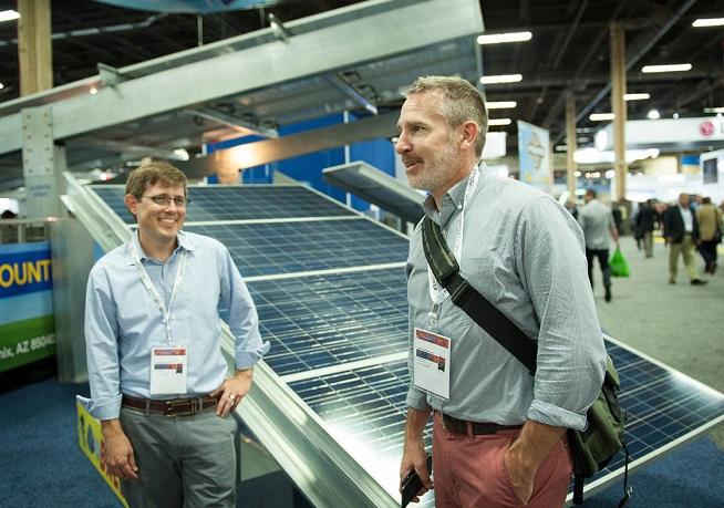 美国阿纳海姆国际太阳能展览会