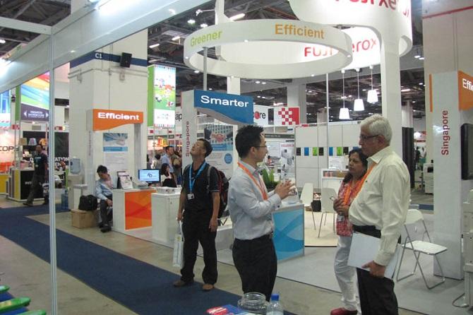 新加坡国际文具与办公用品展览会