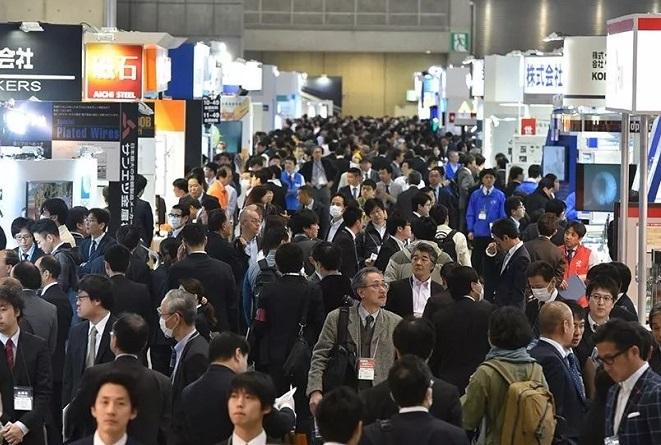 日本东京国际高机能塑料制造技术展览会_现场照片
