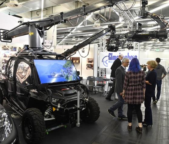 德国慕尼黑国际电影设备及技术展览会_现场照片