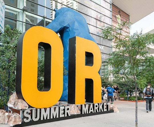 美国丹佛国际夏季户外用品展览会