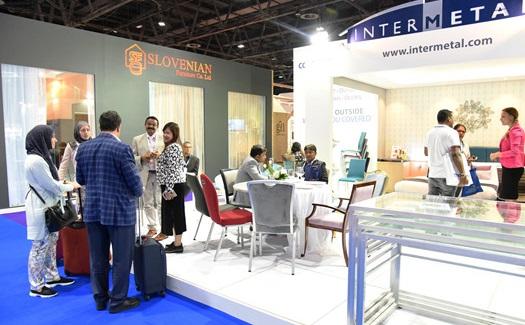 中东迪拜国际家具和室内装饰展览会_现场照片