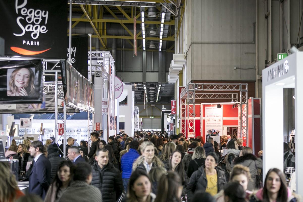 意大利博洛尼亚国际美容展览会_现场照片