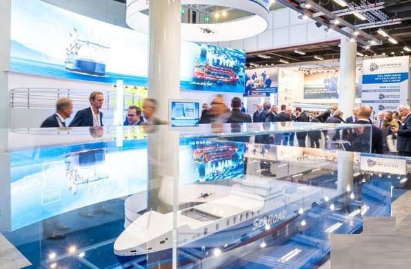 德国汉堡国际海事展览会