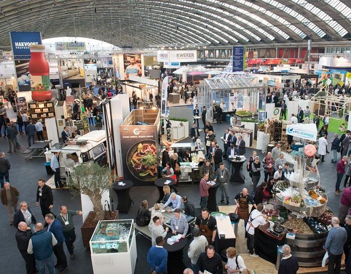 荷兰阿姆斯特丹国际酒店用品及餐饮业展览会_现场照片