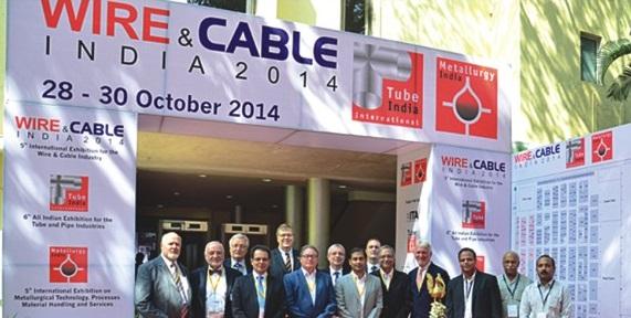 印度孟买国际线缆及线材展览会