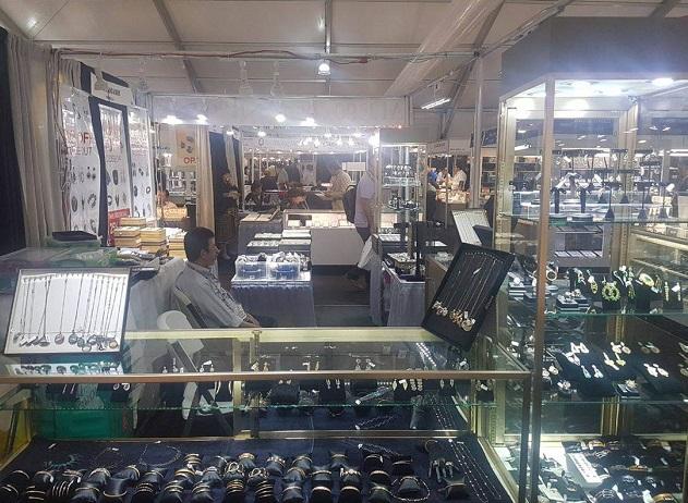 美国图森国际矿物宝石及珠宝交易展览会