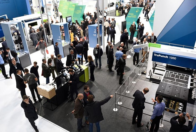 德国汉堡国际金属、塑制加工业专业博览会