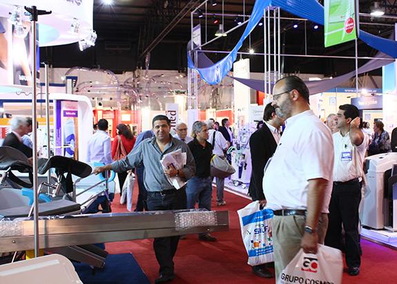 阿根廷国际医疗器械医院用品实验室设备及康复器材展览会