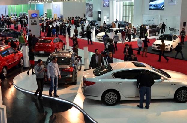 埃及开罗国际汽车及配件展览会