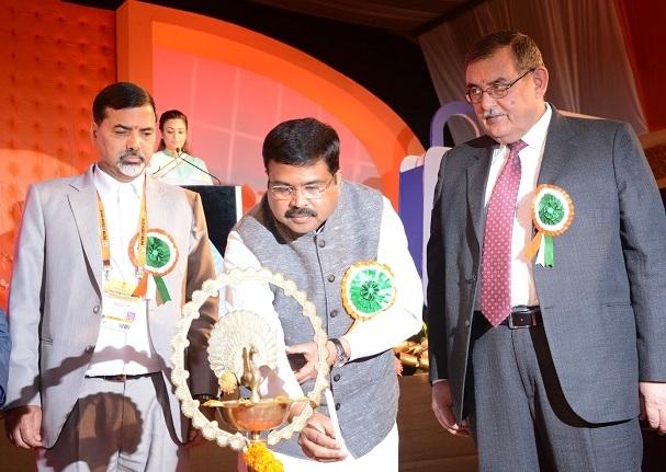 印度新德里国际石油展览会