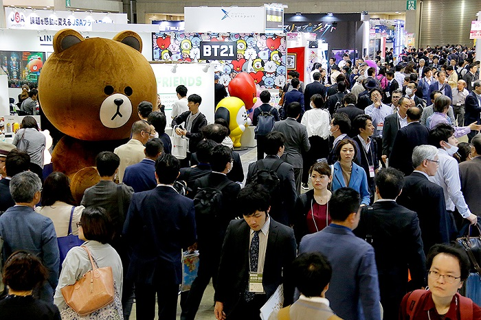 日本东京国际品牌授权展览会