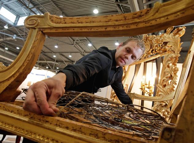 德国莱比锡国际文物保护、修复和改造博览会
