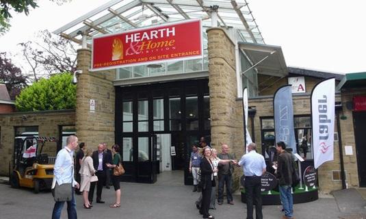 英国哈罗盖特国际壁炉展览会