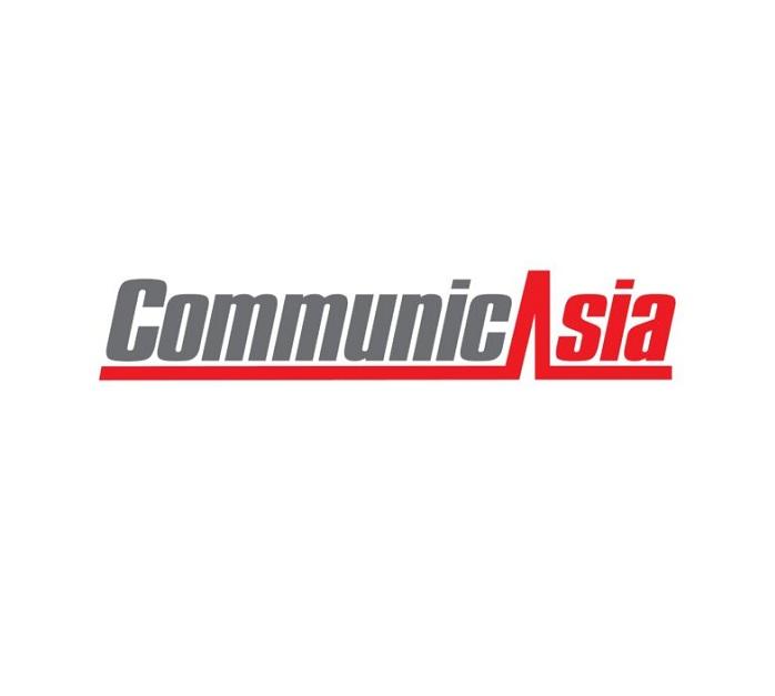 新加坡国际通讯展览会_现场照片