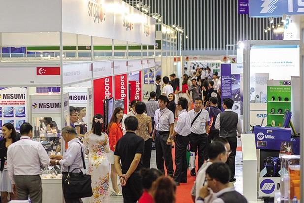 越南胡志明市国际钢铁、管材及金属加工展览会