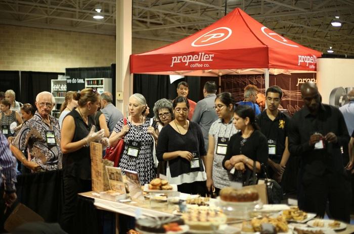 加拿大多伦多国际咖啡和茶展览会