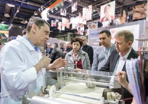 俄罗斯莫斯科国际烘焙设备及原料展览会
