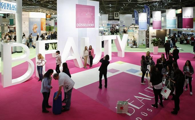德国杜塞尔多夫国际美容美发展览会