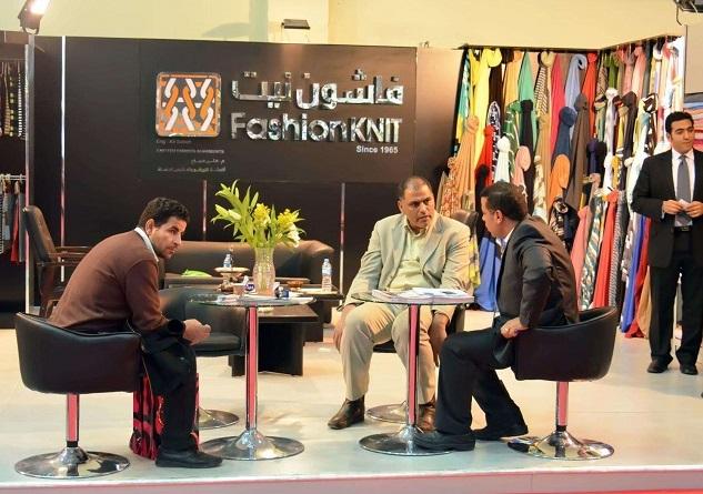 埃及开罗国际春季纺织服装及面辅料展览会