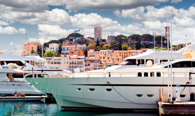 法国戛纳国际游艇展览会