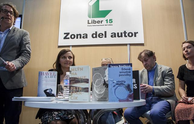 西班牙马德里国际图书展览会