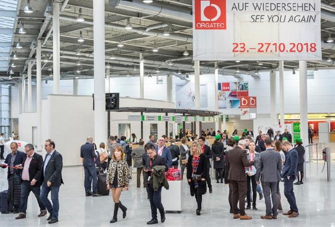 德国科隆国际办公家具及管理设施展览会