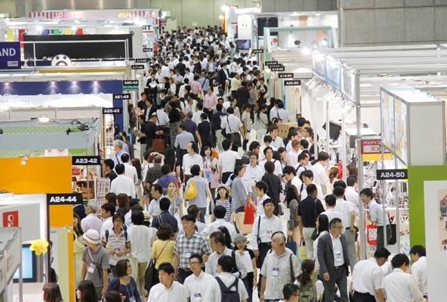 日本东京国际秋季物联网技术展览会