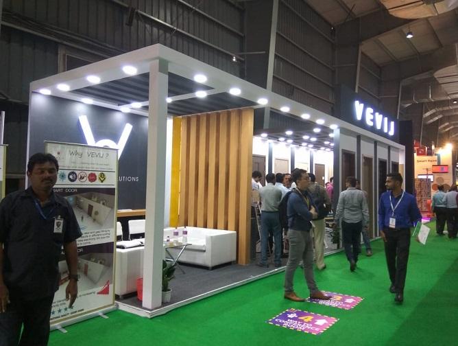 印度孟买国际建材展览会_现场照片
