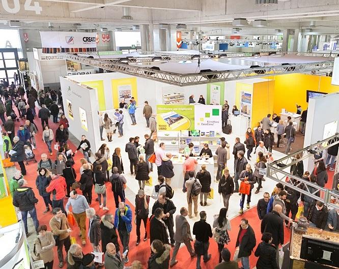 意大利博尔扎诺国际节能建筑展览会_现场照片