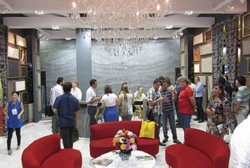 伊朗德黑兰国际石材工业展览会