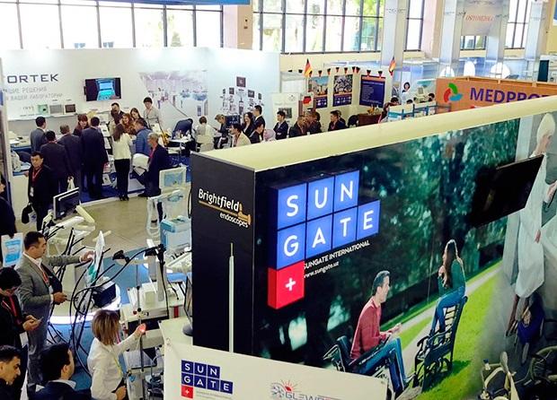 乌兹别克斯坦塔什干国际医疗展览会