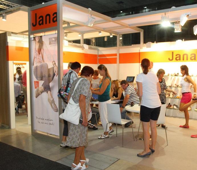 捷克布尔诺国际纺织服装、鞋类展览会_现场照片