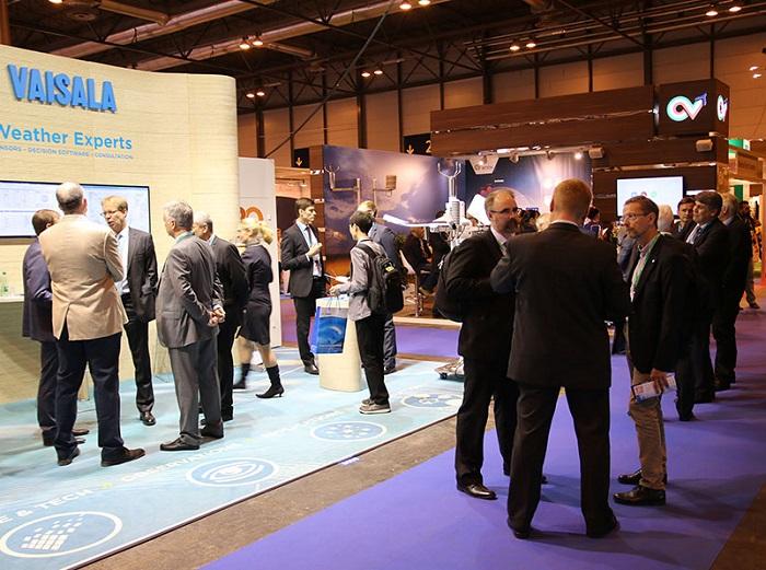 瑞士日内瓦国际水文气象技术展览会_现场照片