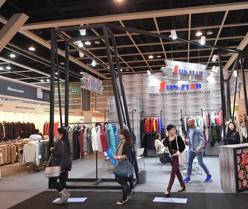 香港国际时装节秋冬系列展览会_现场照片