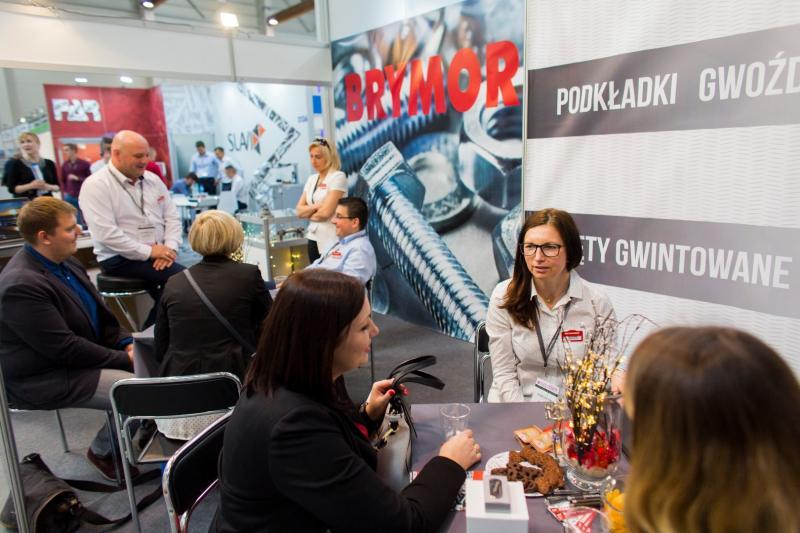 波兰克拉科夫国际五金工具及紧固件展览会_现场照片
