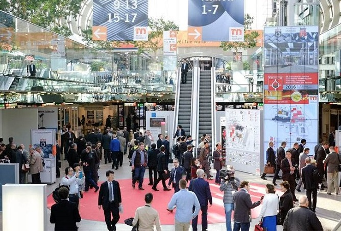 德国杜塞尔多夫国际管材展览会