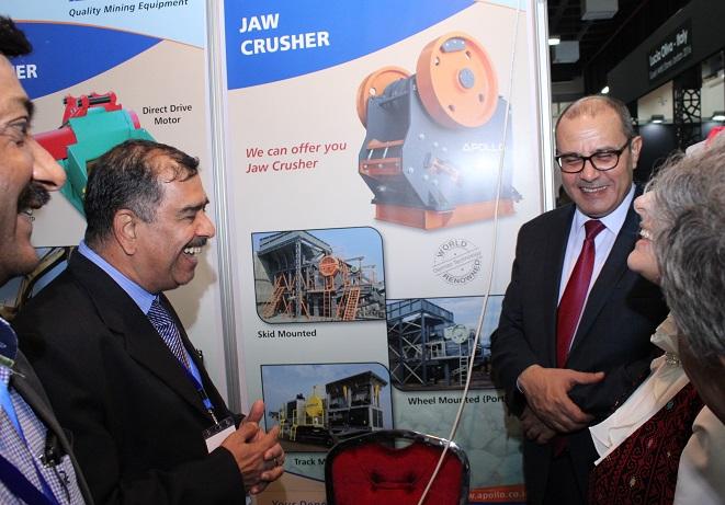 约旦安曼国际建筑建材展览会