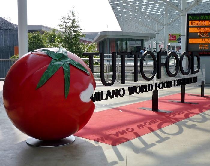 意大利米兰国际食品展览会_现场照片