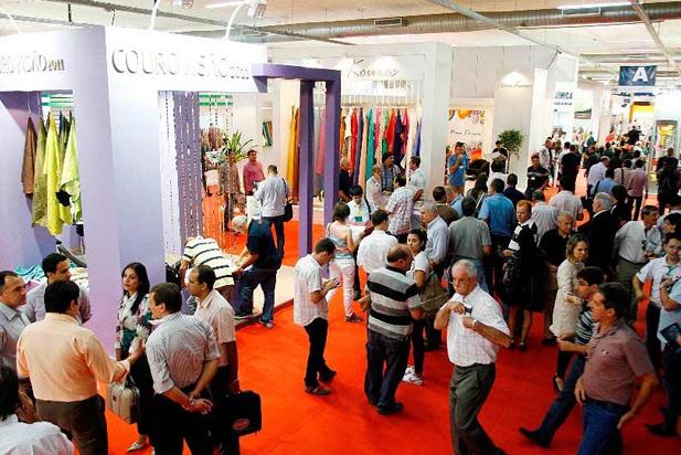 巴西新汉堡国际皮革机械设备及鞋类博览会