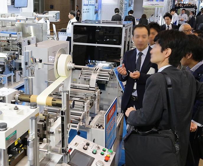 日本东京国际复合材料展览会_现场照片