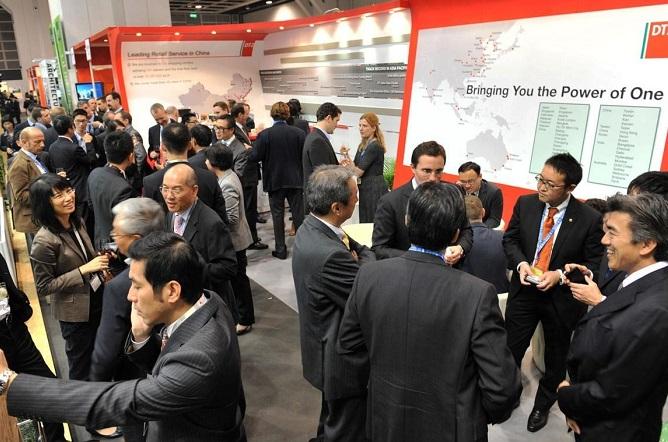 香港国际房地产投资展览会_现场照片