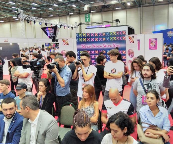 土耳其伊斯坦布尔国际游戏展览会_现场照片